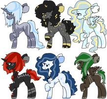 100 themes 7-12 [CLOSED] by togekissuadopts