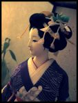 geisha, geisha by digitaltvirus