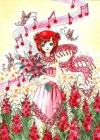 Spring melody by gracenight