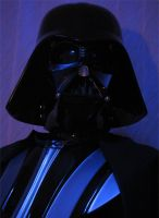 Darth Vader life-size bust 3 by jkno4u