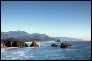 Cannon Beach by metro