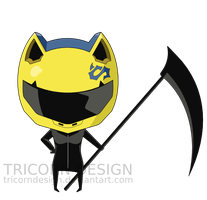 Celty Sturluson by TriCornDesign