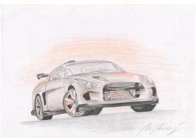 Nissan GT2 by Mipo-Design