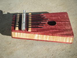 Kalimba commission by rcdog
