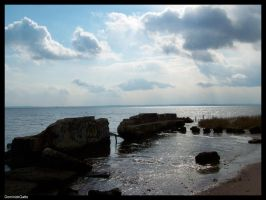 Rocky Waters by Dominick-AR