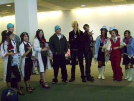 AX: Apollo Justice Group by PirateStar01