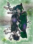 Ciel and his Greenwitch by Dorothy-of-Oz
