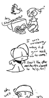 PMD Mission 2 part 1 by Silver-on-the-Wind