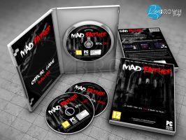 PC Packaging Mockup #1 | Mad Father by BenBrownDesign