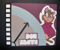 Don Bluth Design Thing by CommissarKinyaf