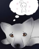 Hewie Misses You, Cry by 12341smiley