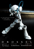 Drossel Movie Poster 2 by silkhat