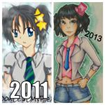 LydiaPie from 2011-2013 by DontEatMyPiexD