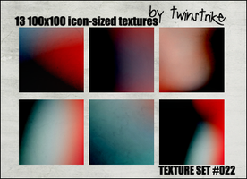 Texture Set 22 by twinstrikeish