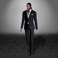 Killer Is Dead Damon by ArmachamCorp