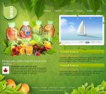 Fruit, Fresh Site by spovv