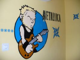 Metallica by mtproductions
