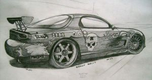 React RX-7 by FuseEST