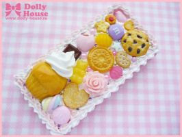 iPhone 4 case -Sweet Dream- by Dolly House by SweetDollyHouse
