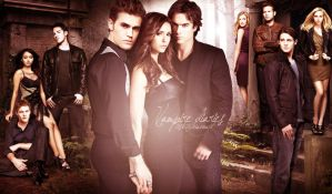 Wallpaper tvd second season by itstew
