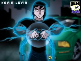 Kevin Levin by TOKITOS