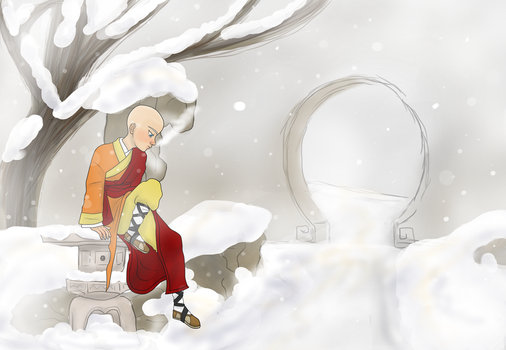 chinese winter dream by LuceDraw