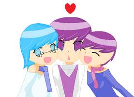 A happy family (Project SUGOI) by thesugoimaster