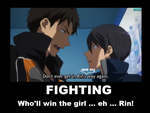 Demo: Fighting by Rini-chi