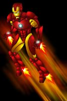 I Am Iron Man by What-the-Gaff