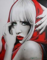 'GaGa' by christianchapmanart