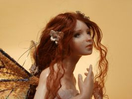 Flower Fairy ooak 6 by Rosen-Garden