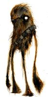 Chewie by wednesday-wolf