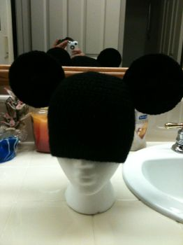 Mickey Mouse Beanie by mrmosher