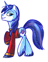 Shining Armor by EmpressPony