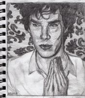 2013-01-06_benedict_as_sherlock_cop by Hollywoodie