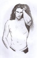 Type O Negative - Peter Steele by sarah-laura