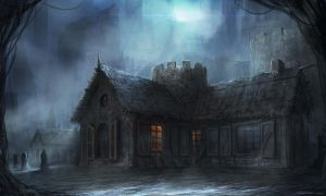 Dark Vill by Darkcloud013