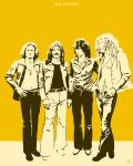 Led Zeppelin by monsteroftheid