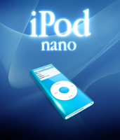 iPod nano by Skynix