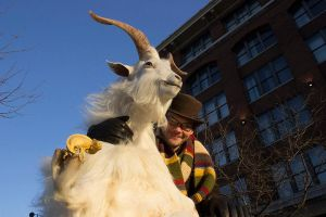 Totes in the Bockfest Parade by Meddling-With-Nature