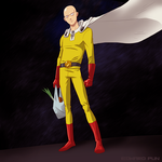 One Punch Man by pungang