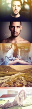 Vintage Summer Photo Actions by frozencolor
