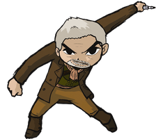 Wind Waker War Doctor by IronManWristwatch