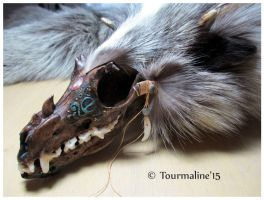 Creature close-up by tourmaline-83