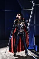 Captain Harlock by Faeryx13