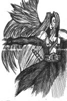 Sephiroth by wasiland