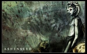 Ashenseed wallpaper by Tsabo6