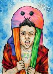 Austin Carlile and Squidgy by Kagoe