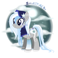 Winter Nights Pony {Auction - Closed} by S-Adopts