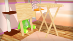 MMD TV Dinner Table DL by 2234083174